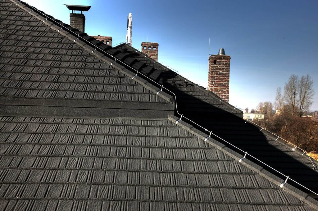 Metal Tile Roof-Doral Metal Roofing Company