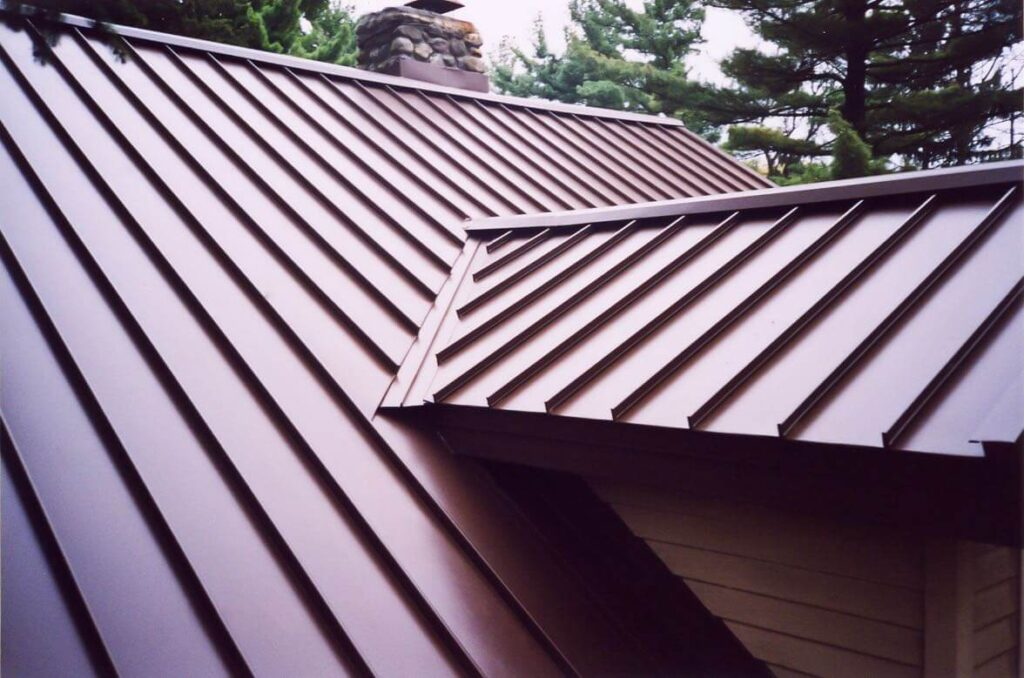Standing Seam Metal Roof-Doral Metal Roofing Company