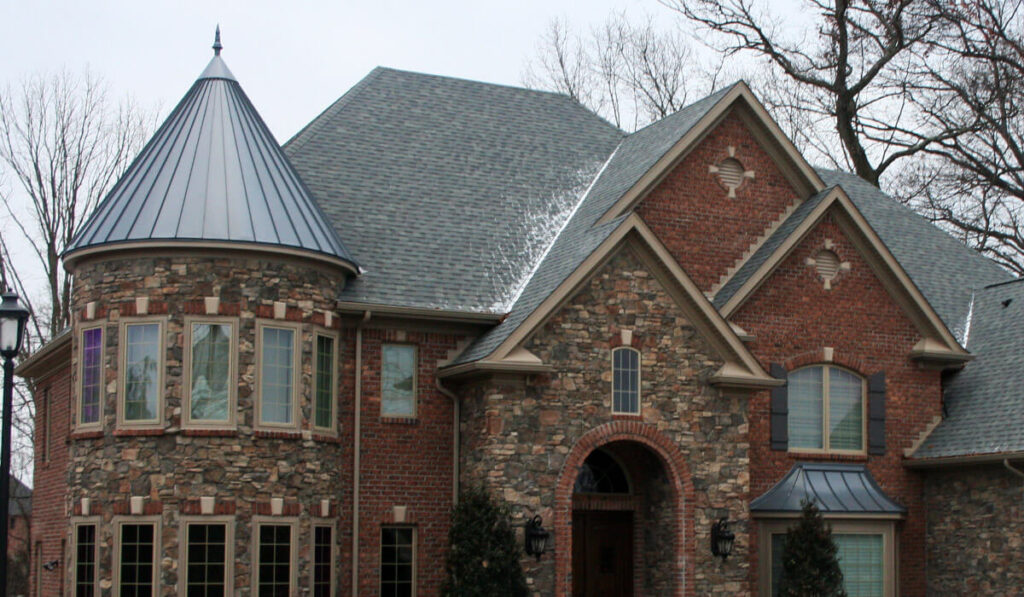 Tapered Panels Metal Roof-Doral Metal Roofing Company
